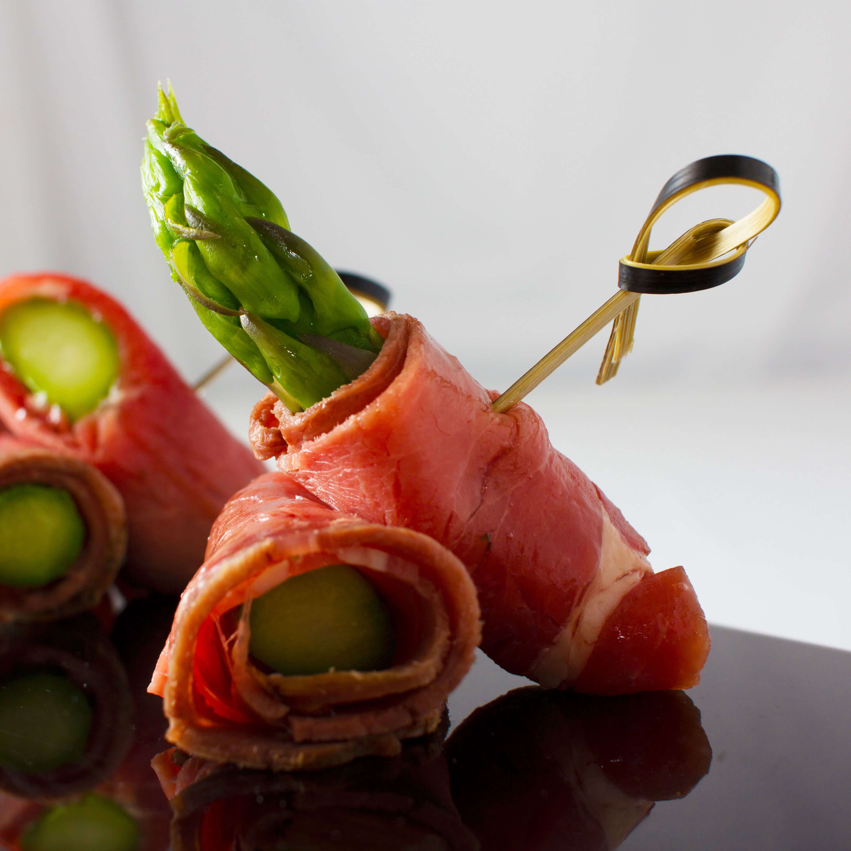 蘆筍牛肉卷 Asparagus Beef Rolls